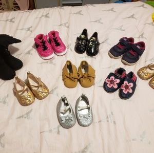 Other - Baby girl shoes/boots